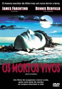 Os Mortos Vivos - Poster / Capa / Cartaz - Oficial 3