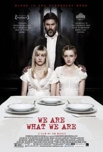 Somos o Que Somos - Poster / Capa / Cartaz - Oficial 3