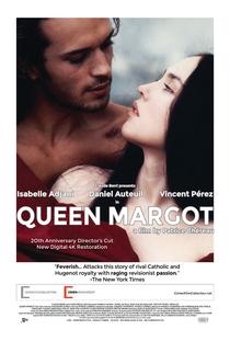 A Rainha Margot - Poster / Capa / Cartaz - Oficial 10