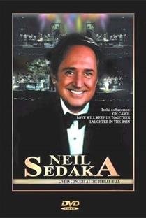 Neil Sedaka - Live in Concert - Poster / Capa / Cartaz - Oficial 1