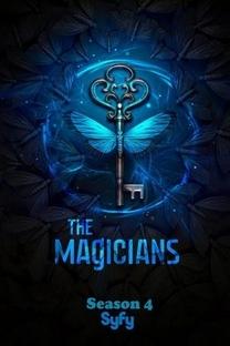 Escola de Magia (4ª Temporada) - Poster / Capa / Cartaz - Oficial 1