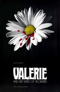 Valerie e Sua Semana de Deslumbramentos - Poster / Capa / Cartaz - Oficial 3