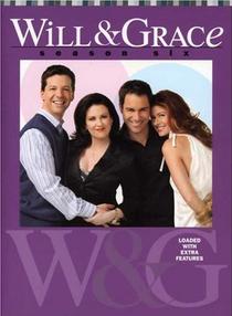 Will & Grace (6ª Temporada) - Poster / Capa / Cartaz - Oficial 1