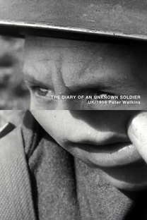 The Diary of an Unknown Soldier - Poster / Capa / Cartaz - Oficial 1