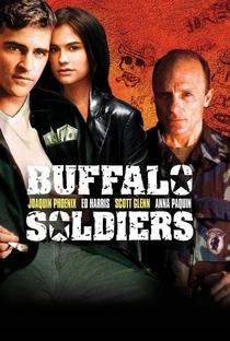 Guerreiros Buffalo - Poster / Capa / Cartaz - Oficial 8