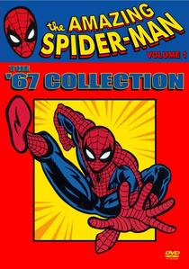Homem-Aranha (1ª Temporada) - Poster / Capa / Cartaz - Oficial 1