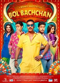 Bol Bachchan - Poster / Capa / Cartaz - Oficial 5