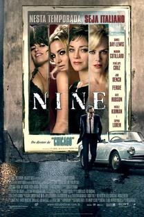 Nine - Poster / Capa / Cartaz - Oficial 3