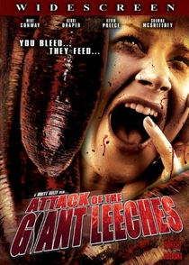 Attack of the Giant Leeches - Poster / Capa / Cartaz - Oficial 1