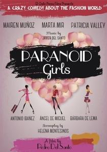 Garotas Paranoicas - Poster / Capa / Cartaz - Oficial 1