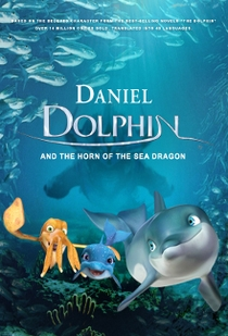 Daniel Dolphin and the Horn of the Sea Dragon - Poster / Capa / Cartaz - Oficial 1