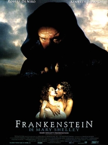 Frankenstein de Mary Shelley - Poster / Capa / Cartaz - Oficial 2