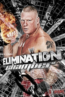 WWE Elimination Chamber - 2014 - Poster / Capa / Cartaz - Oficial 2