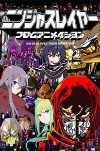 Ninja Slayer From Animation - Poster / Capa / Cartaz - Oficial 1