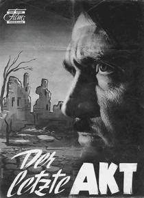 O Último Ato - Poster / Capa / Cartaz - Oficial 3