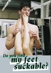 Do you Find my Feet Suckable? - Poster / Capa / Cartaz - Oficial 1