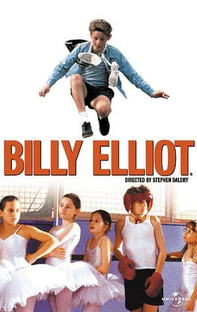 Billy Elliot - Poster / Capa / Cartaz - Oficial 2