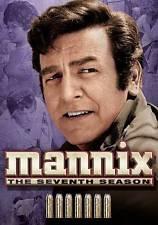 Mannix (7ª Temporada)  - Poster / Capa / Cartaz - Oficial 1