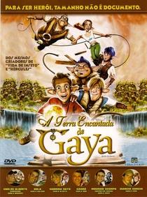 A Terra Encantada de Gaya - Poster / Capa / Cartaz - Oficial 4