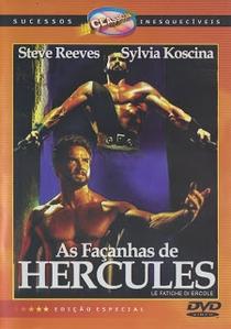 As Façanhas de Hércules  - Poster / Capa / Cartaz - Oficial 3