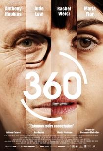 360 - Poster / Capa / Cartaz - Oficial 2
