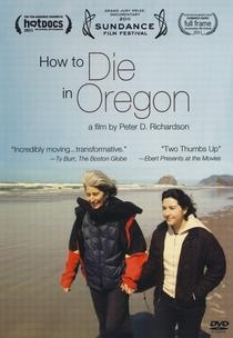 Como Morrer em Oregon - Poster / Capa / Cartaz - Oficial 1