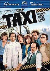 Taxi (2ª Temporada) - Poster / Capa / Cartaz - Oficial 1
