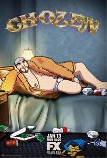 Chozen (1ª Temporada) - Poster / Capa / Cartaz - Oficial 3