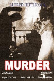 Assassinato - Poster / Capa / Cartaz - Oficial 6