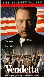 Vendetta - Escravos do Ódio - Poster / Capa / Cartaz - Oficial 1