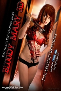 Bloody Mary 3D - Poster / Capa / Cartaz - Oficial 1