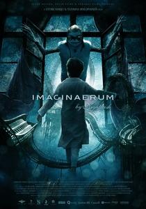 Imaginaerum - Poster / Capa / Cartaz - Oficial 1