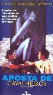 Aposta de Cavalheiros - Poster / Capa / Cartaz - Oficial 1