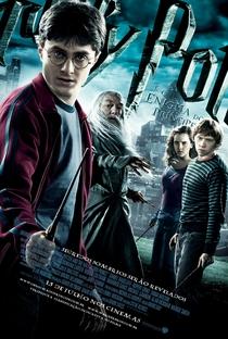 Harry Potter e o Enigma do Príncipe - Poster / Capa / Cartaz - Oficial 9