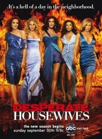 Desperate Housewives (4ª Temporada) - Poster / Capa / Cartaz - Oficial 2