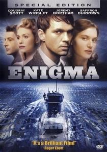 Enigma - Poster / Capa / Cartaz - Oficial 6