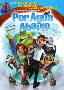 Por Água Abaixo - Poster / Capa / Cartaz - Oficial 3