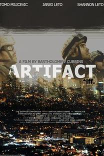 Artifact - Poster / Capa / Cartaz - Oficial 4