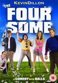 The Foursome - Poster / Capa / Cartaz - Oficial 1