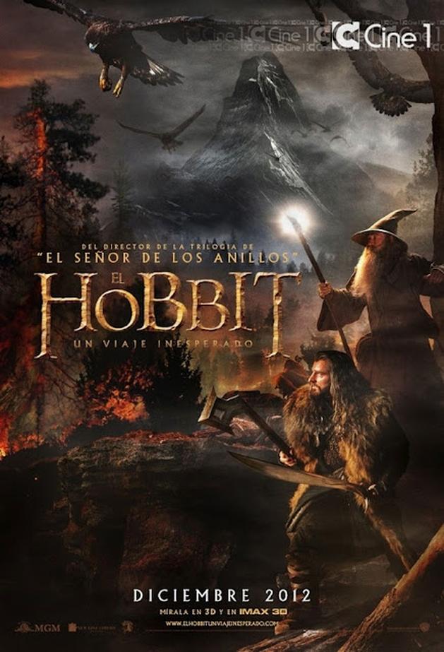 GARGALHANDO POR DENTRO: Notícia | Três Novos Posters De O Hobbit