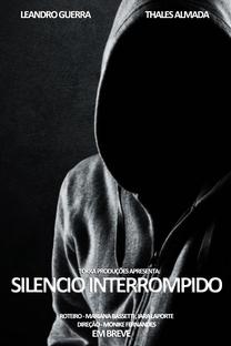 Silêncio Interrompido - Poster / Capa / Cartaz - Oficial 1