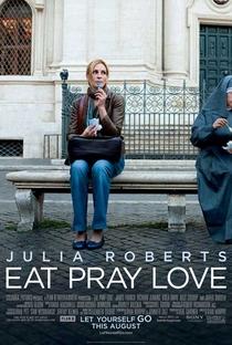 Comer Rezar Amar - Poster / Capa / Cartaz - Oficial 1