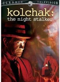 Kolchak e os Demônios da Noite - Poster / Capa / Cartaz - Oficial 2