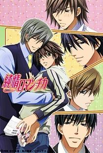 Junjou Romantica Special - Poster / Capa / Cartaz - Oficial 1
