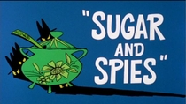 Sugar and Spies - Poster / Capa / Cartaz - Oficial 1