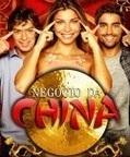 Negócio da China - Poster / Capa / Cartaz - Oficial 6