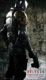 Dredd - Poster / Capa / Cartaz - Oficial 5