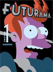 Futurama (1ª Temporada) - Poster / Capa / Cartaz - Oficial 5