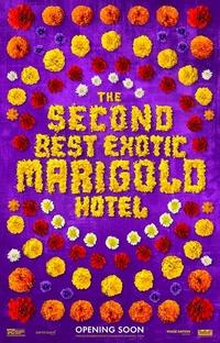 O Exótico Hotel Marigold 2 - Poster / Capa / Cartaz - Oficial 2