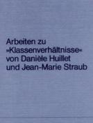 Straub e Huillet trabalhando num filme (Straub und Huillet bei der Arbeit an einem Film )
